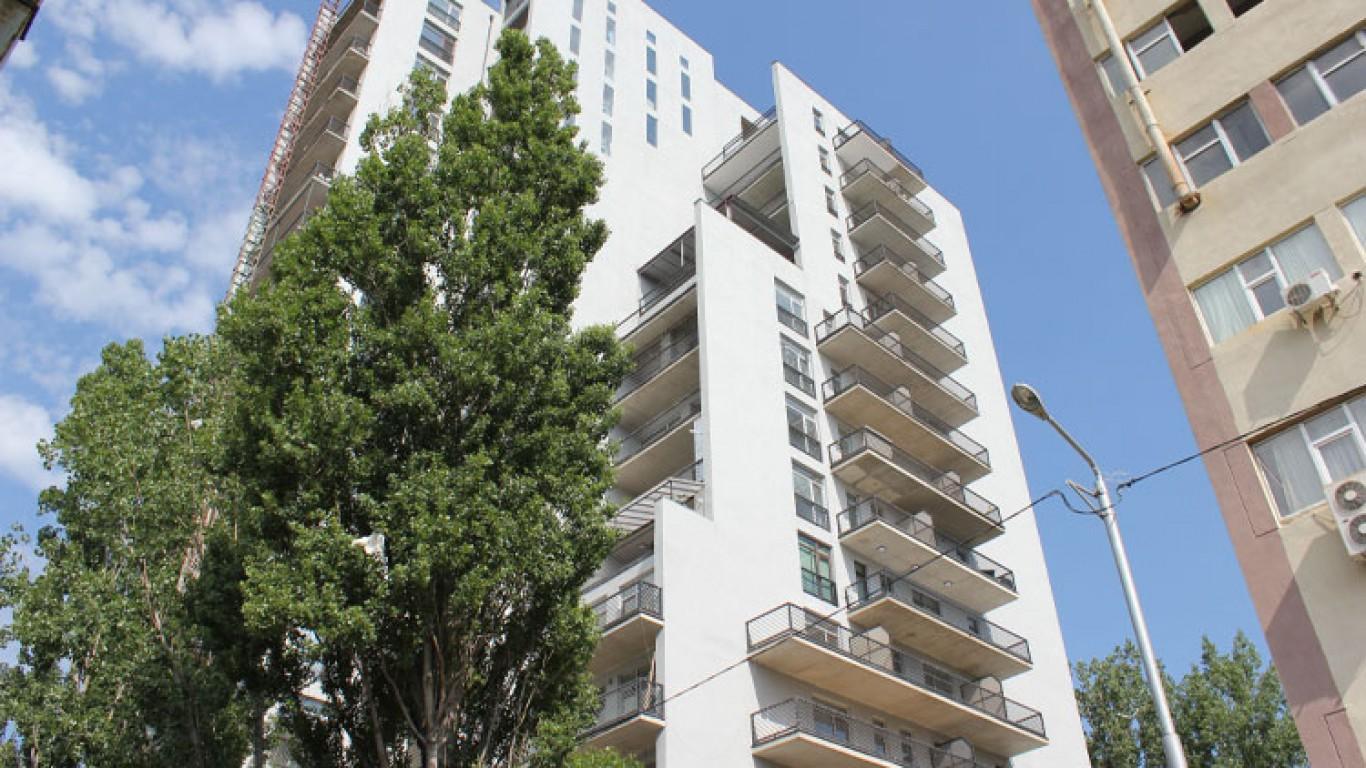 16 სართულიანი საცხოვრებელი კორპუსი
