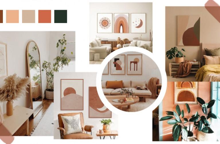 თეთრი თუ მუქი კედლები? რომელ ფერებს გვირჩევენ დიზაინერები